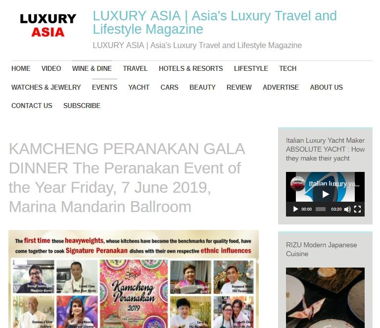 Luxuryinsider